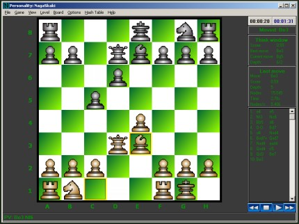 Schach Nagaskaki 5.12 - free download